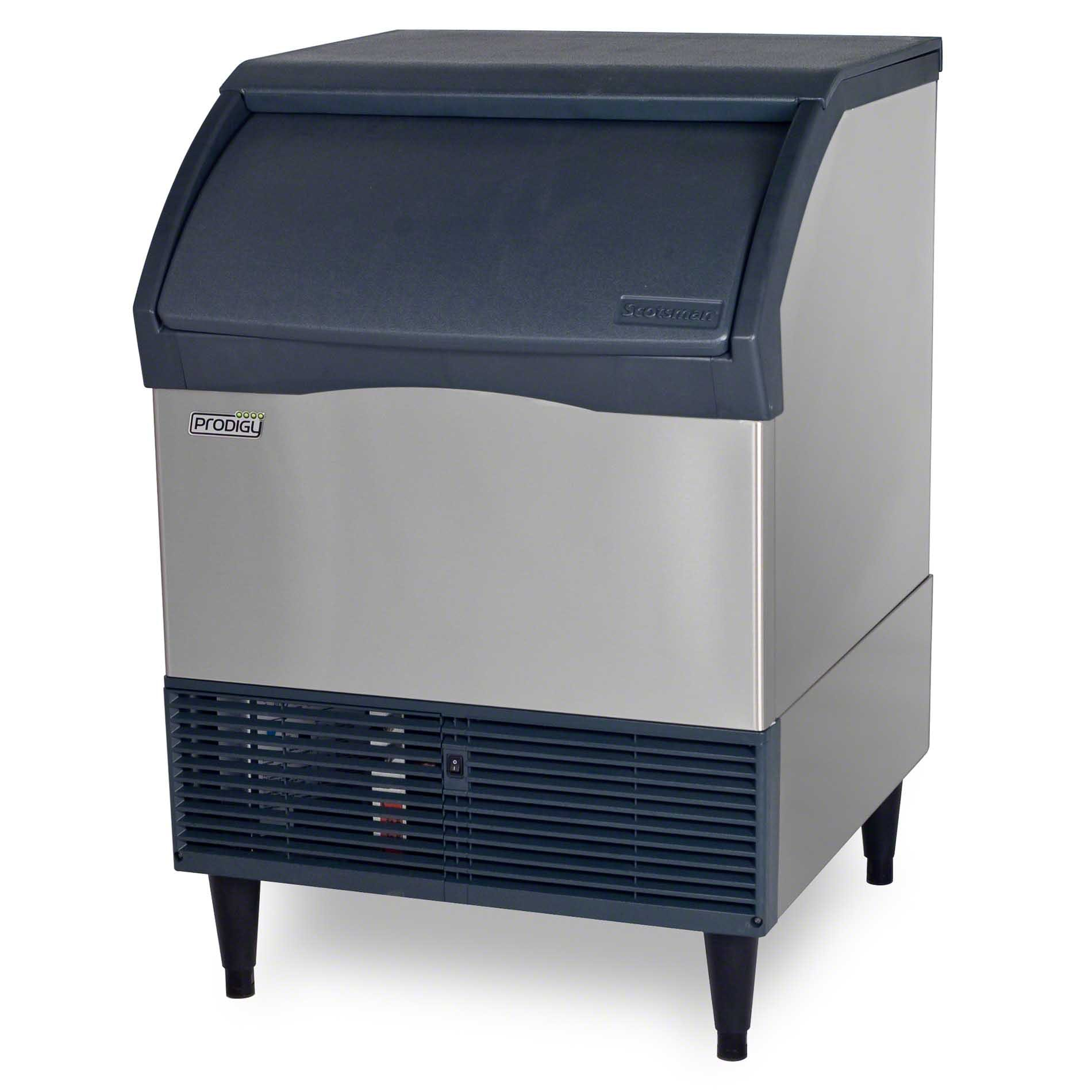 Scotsman - CU2026MA-32A 200 lb Self-Contained Cube Ice Machine - Prodigy® Series Ice machine sold by Food Service Warehouse