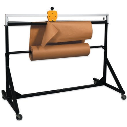 Roll Storage System Paper cutter sold by Ameripak, Inc.