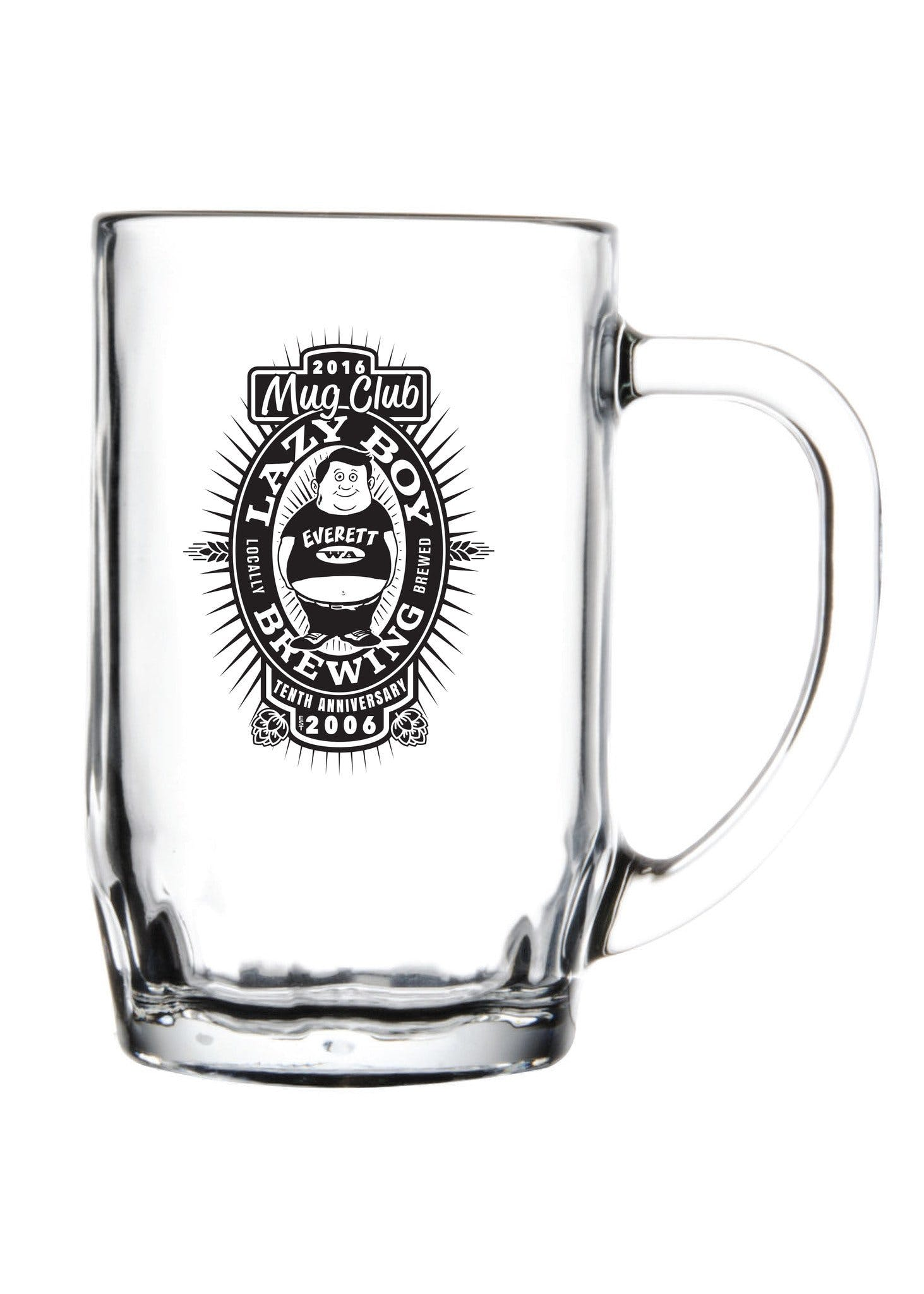 19.5 oz. Thumbprint Mug #316 - sold by Clearwater Gear
