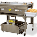 Belshaw Adamatic by Unisource Snack Master - Snack Food Frying System - Commercial fryer sold by Elite Restaurant Equipment