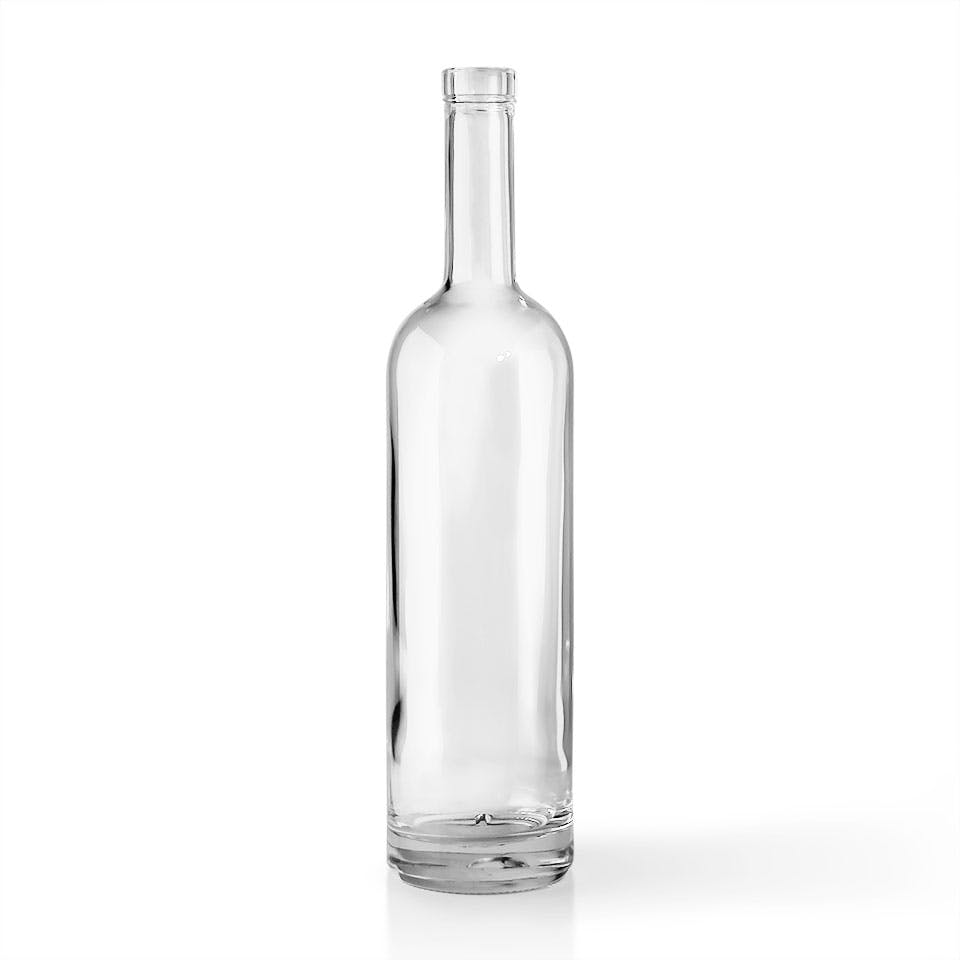 Spirit Bottle Liquor bottle sold by Gamer Packaging, Inc.