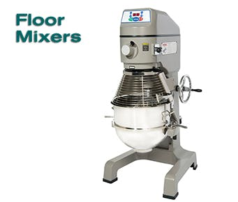 Counter Top and Floor Mixers Mixer sold by O'Bannon Food Service Consulting and Equipment Sales