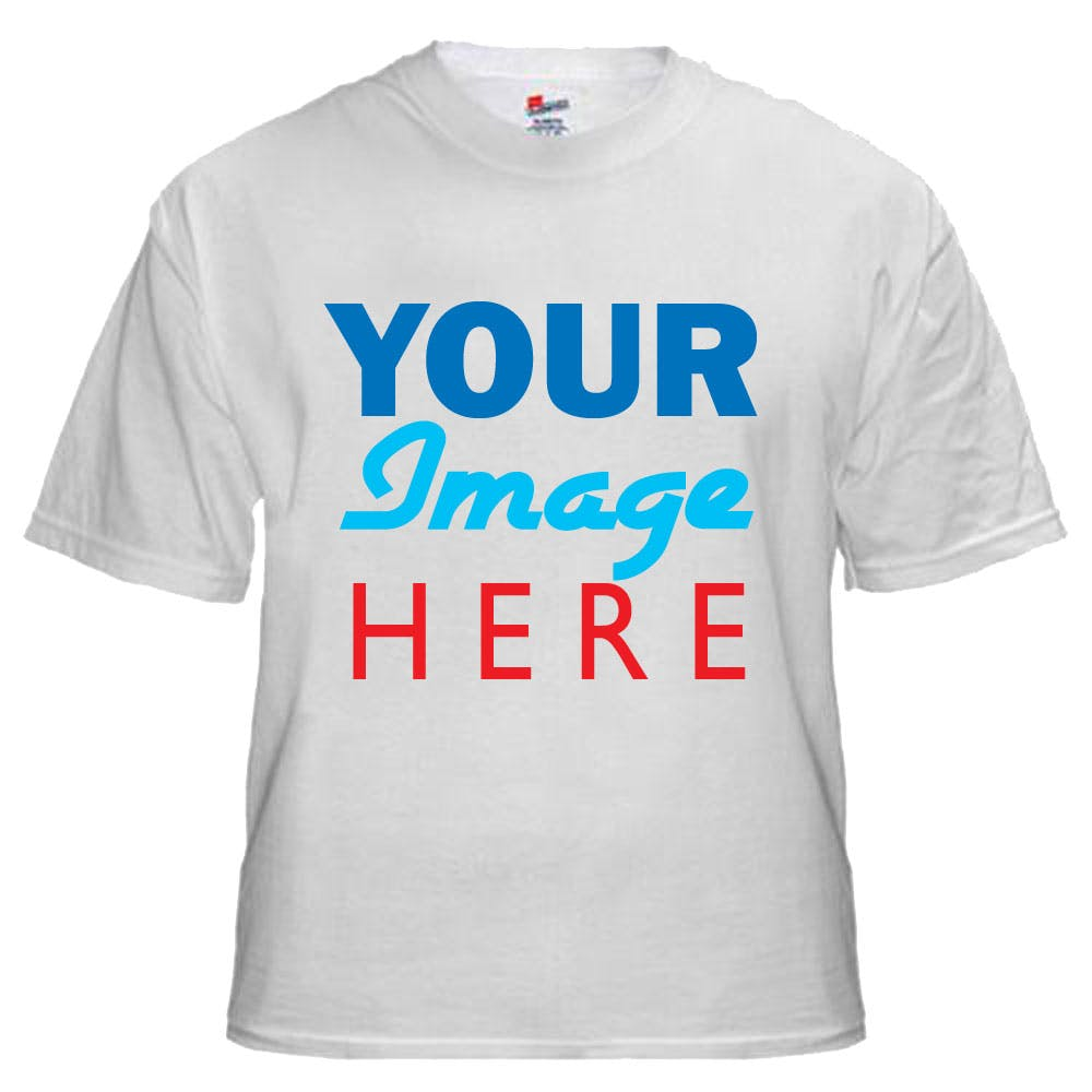 Custom Screen Printed T-shirts Promotional apparel sold by TshirtNY