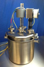 Table Top Pasteurizer System Pasteurizer sold by MicroDairy Designs