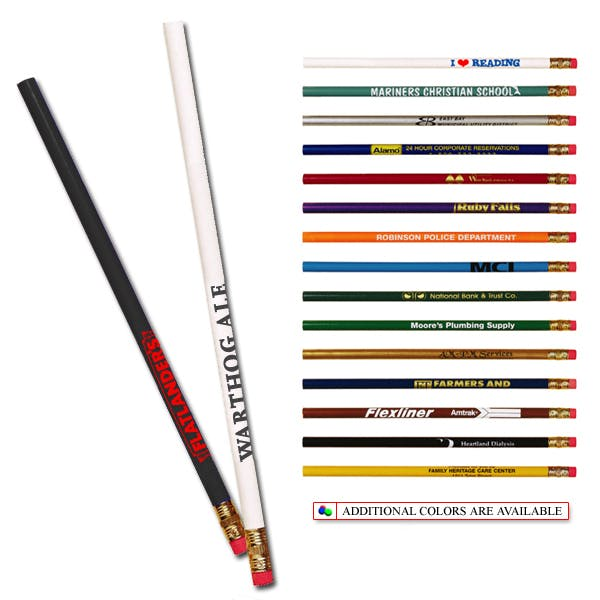 Buy Write Pencil Promotional product sold by MicrobrewMarketing.com