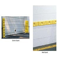 Corner & Wall Guards Column protector sold by Freund Container & Supply