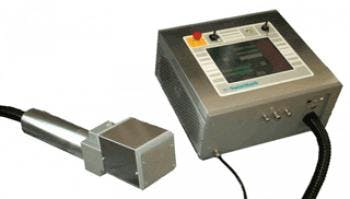 ESolarMark Fiber Laser coder sold by MSM Packaging Solutions