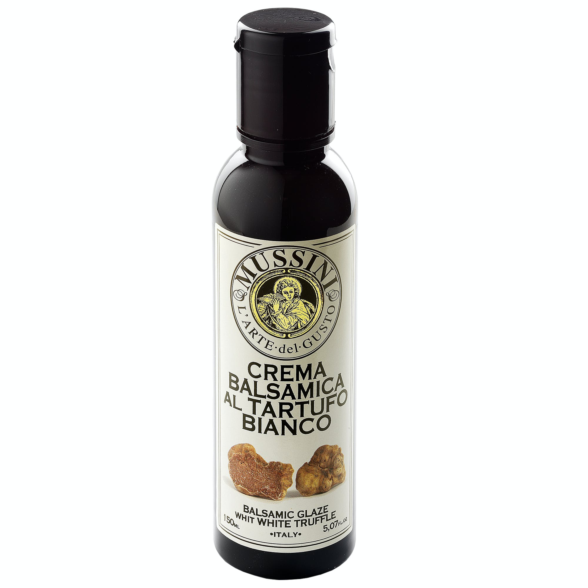 Italian Truffle Balsamic Glazes From Mussini, 5.1 Ounces Balsamic Vinegar sold by M5 Corporation