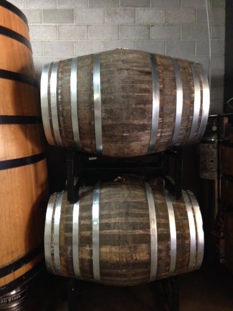 USED Sherry Barrel sold by Rocky Mountain Barrel Company