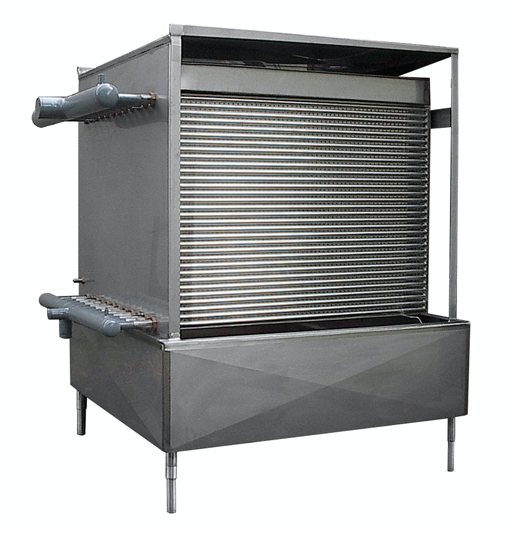 Instant Chiller Glycol chiller sold by Chester-Jensen