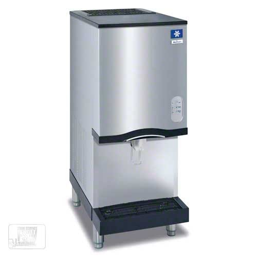 Manitowoc - RNS-12A 261 lb Countertop Nugget Ice Maker & Dispenser Ice machine sold by Food Service Warehouse