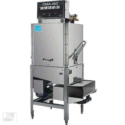 CMA Dishmachines - CMA-180S 60 Rack/Hr Door-Type Dishwasher Commercial dishwasher sold by Food Service Warehouse