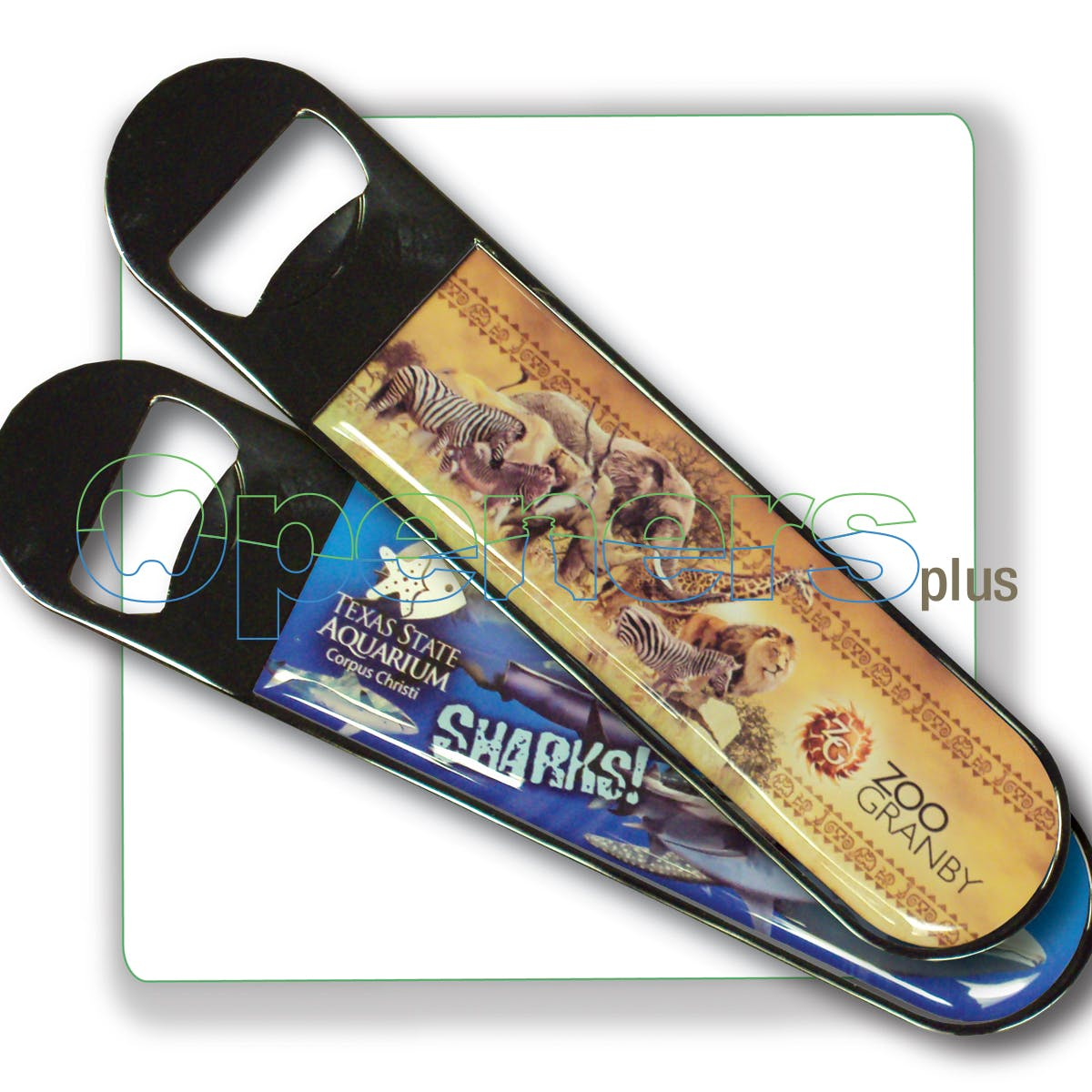 HD Barback  Bottle opener sold by Openers Plus