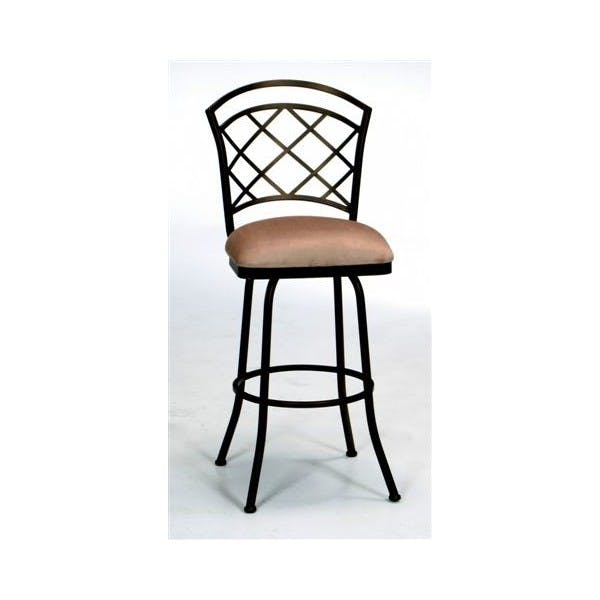Boston Swivel Stool Barstool sold by Barstools Etc.