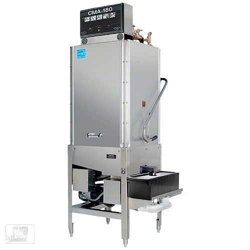 CMA Dishmachines - CMA-180TS 60 Rack/Hr Pot & Pan Washer Commercial dishwasher sold by Food Service Warehouse