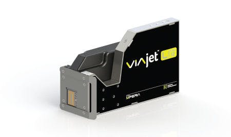 VIAjet L-Series Barcode printer sold by MSM Packaging Solutions