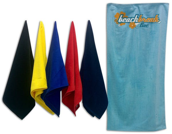 Velour Towel (Item # UJHNU-IZHPJ) Towel sold by InkEasy