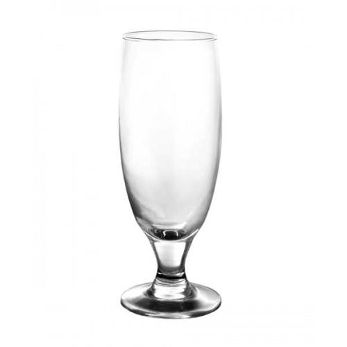 BarConic® 12 ounce Footed Beer Glass Beer glass sold by BarProducts.com