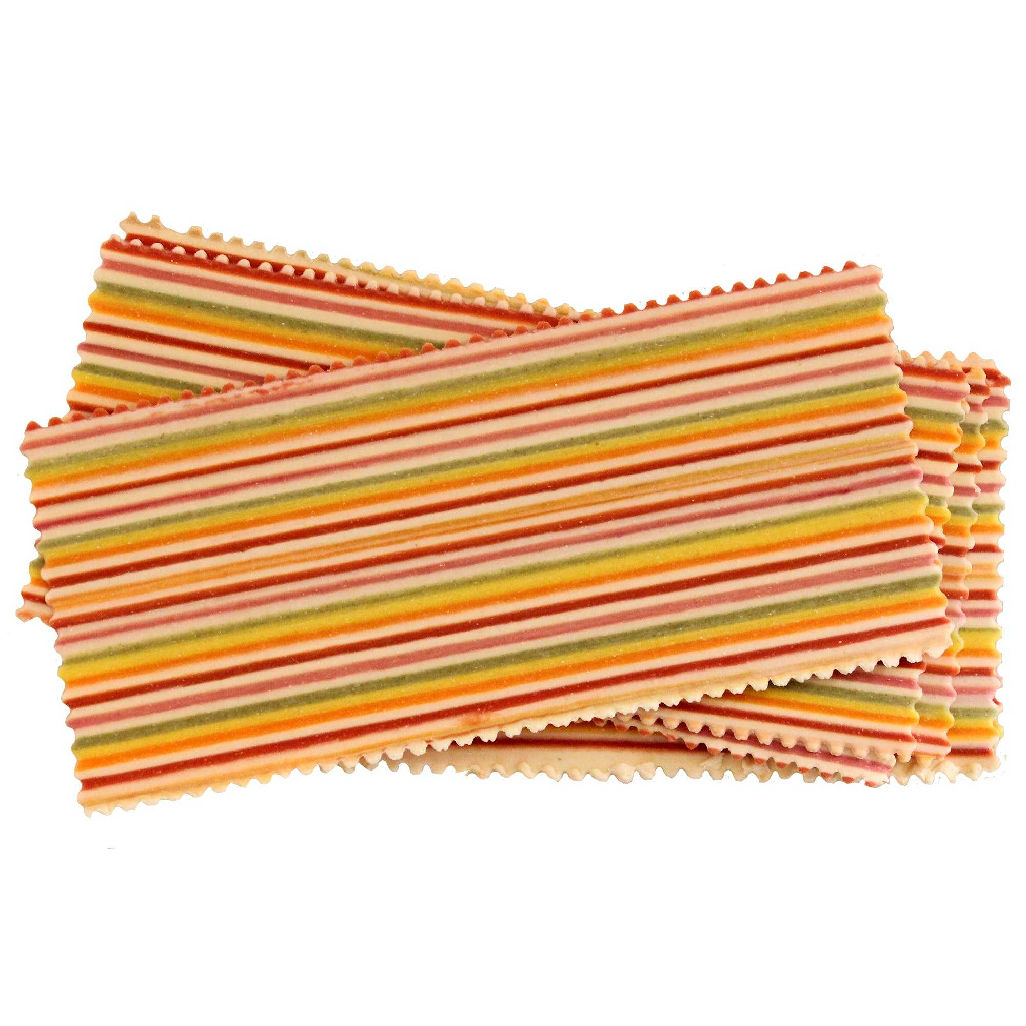 Plaid Colored Lasagna Pasta Pasta sold by M5 Corporation