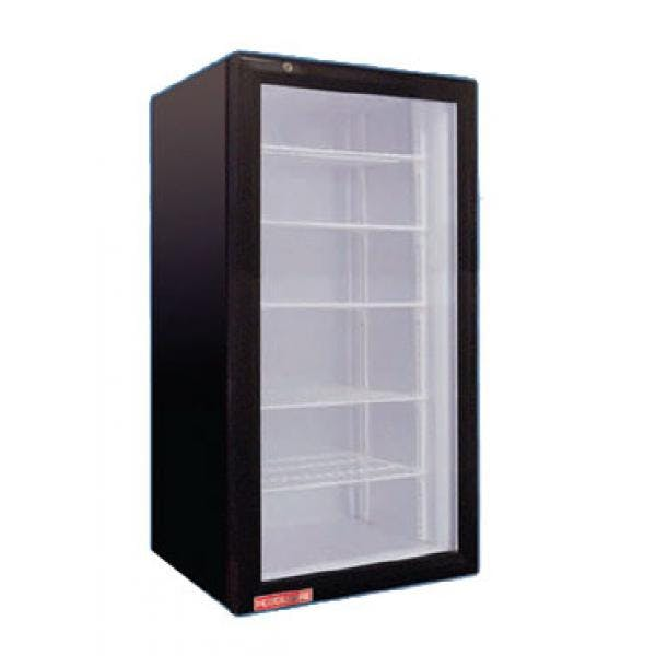 Grindmaster-Cecilware Counter Display Refrigerator (3.8 cu ft) - sold by pizzaovens.com