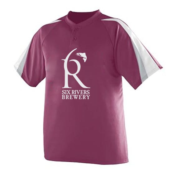 Power Plus Baseball/Softball Jersey Promotional shirt sold by MicrobrewMarketing.com
