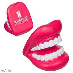 Big Mouth Stress Toy Stress reliever sold by Distrimatics, USA