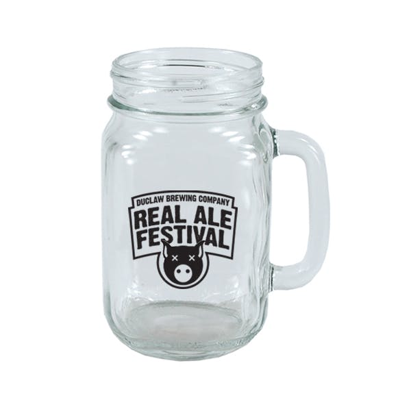 16 oz. Handled Jar Beer glass sold by MicrobrewMarketing.com