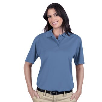 OTTO cool comfort mesh sport shirts (Available in 19 Colors) Promotional apparel sold by Otto International