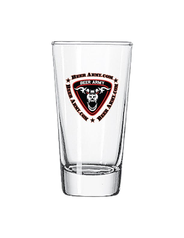 131 - Libbey 6.5 oz Beer Taster Beer glass sold by ARTon Products