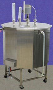 45 Gallon Pasteurizer Pasteurizer sold by MicroDairy Designs