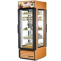 True G4SM-23PT - 23 Cu. Ft. Pass Thru Glass 4-Sided Merchandiser Merchandiser sold by Prima Supply