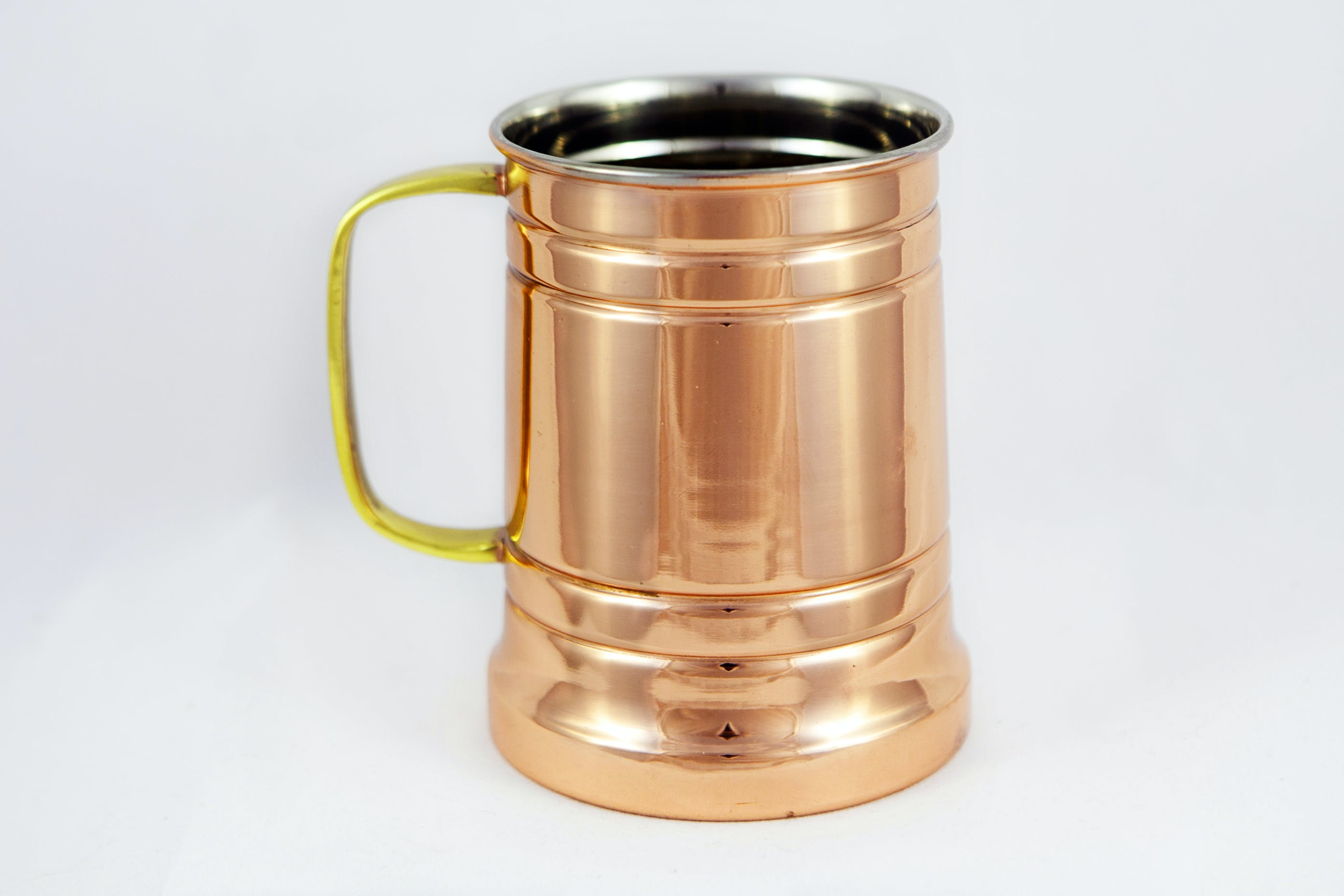 Copper Beer Mugs Beer glass sold by Custom Copper Mugs, LLC