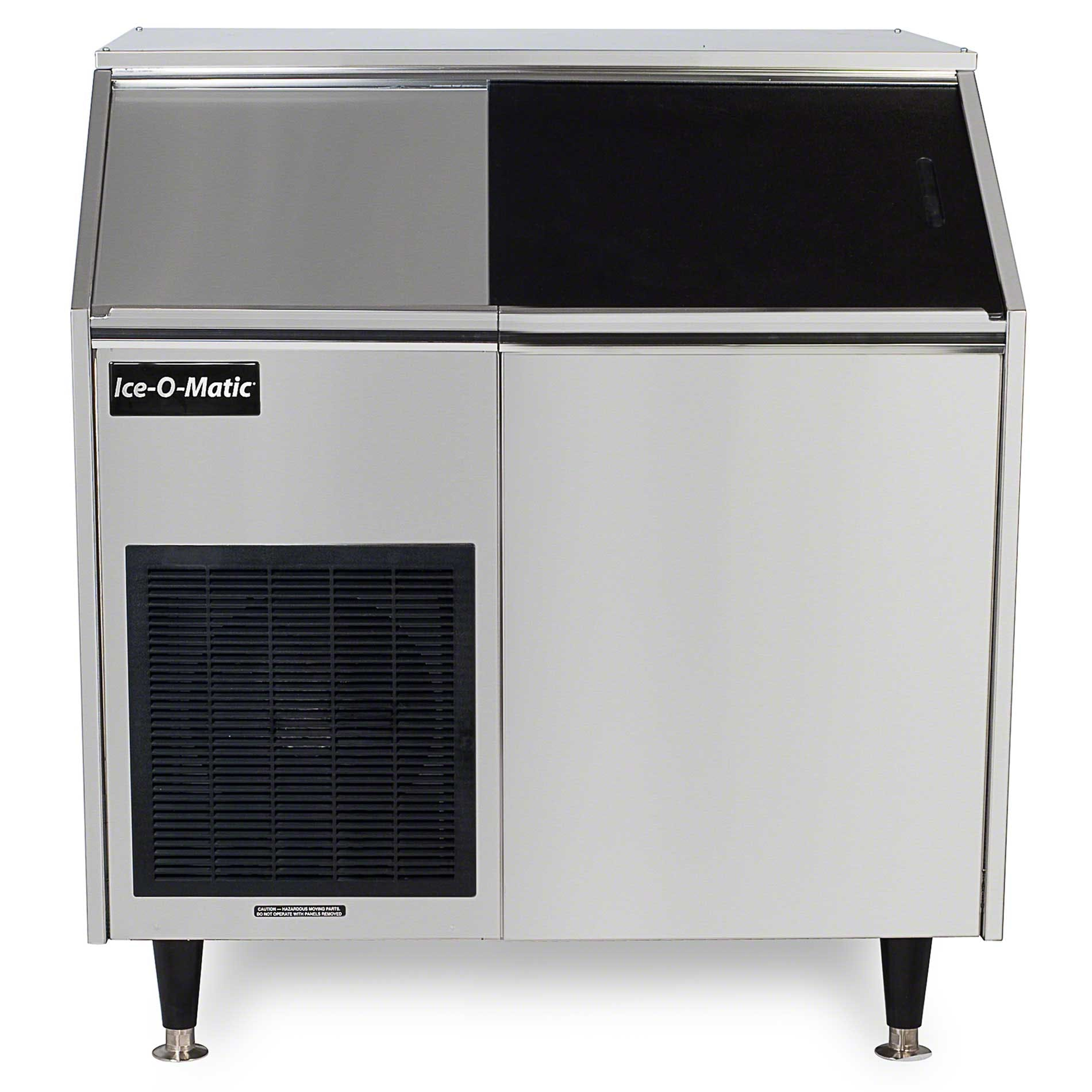 Ice-O-Matic - EF250A38S 400 lb Self-Contained Flake Ice Machine - sold by Food Service Warehouse
