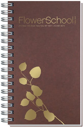 "Best Selling Journal W/ 100 Sheets (5""X8 1/2"") Custom calendar sold by Dechan, Inc. II"