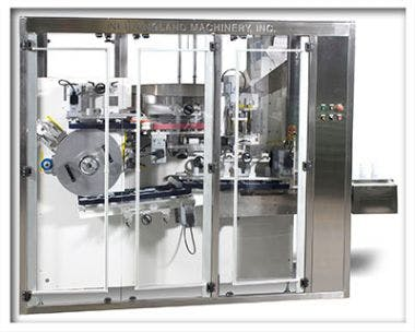 Compact Unscrambling System NEHCP-48 Unscrambler sold by MSM Packaging Solutions
