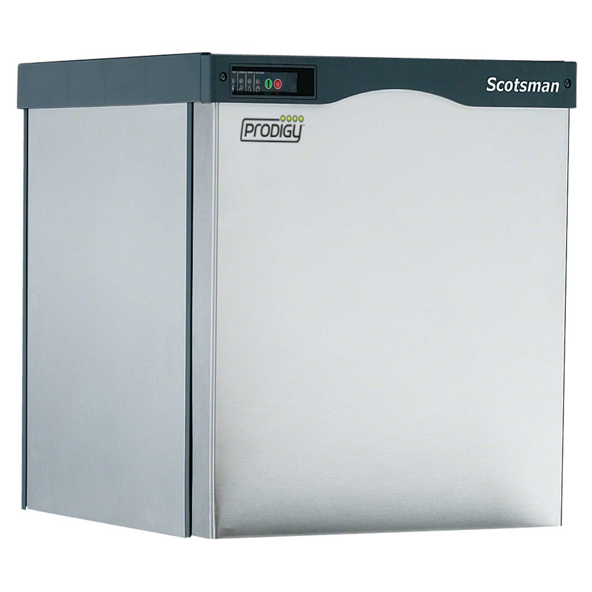 Scotsman - EH222SL-1 1000 lb Remote Cooled Modular Cube Ice Machine - Prodigy® Series Ice machine sold by Food Service Warehouse