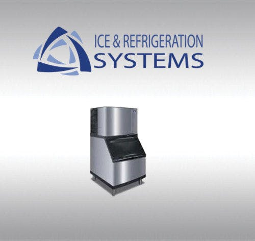 IY-0304A & B170 Ice machine sold by Ice & Refrigeration Systems