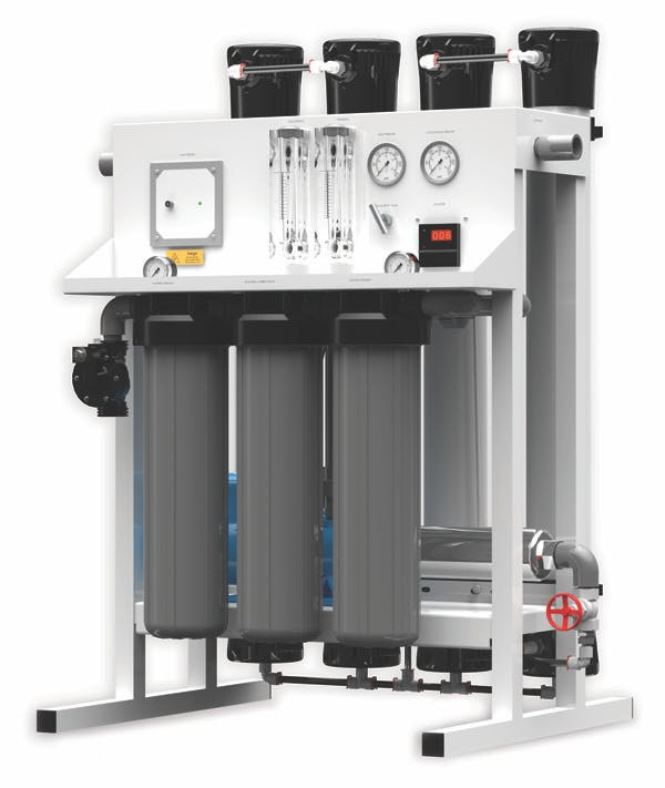 Commercial Reverse Osmosis Units Reverse osmosis system sold by US Water Systems