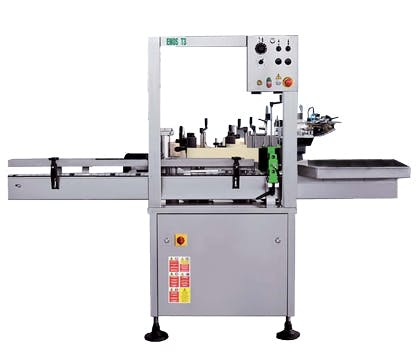 ENOS EURO T3-BEER Labeling machines Labeling machine sold by Prospero Equipment Corp.