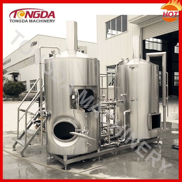 5BBL Beer Brewery Equipment Brewhouse sold by TD Machinery Co., Ltd.