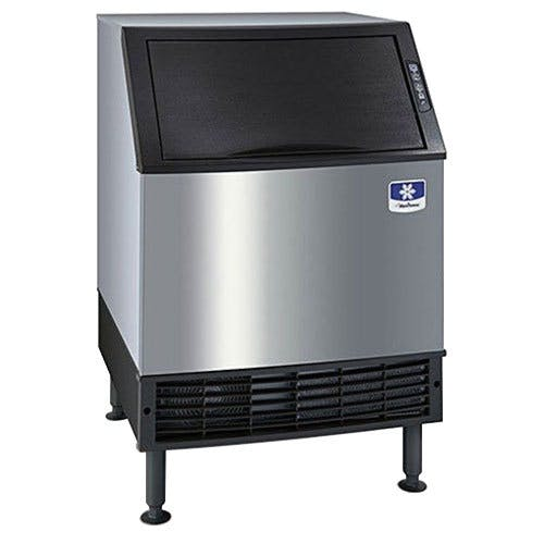Manitowoc UY-0140A NEO Undercounter Half Cube Ice Machine Air Cooled - 132 lb. Ice machine sold by WebstaurantStore