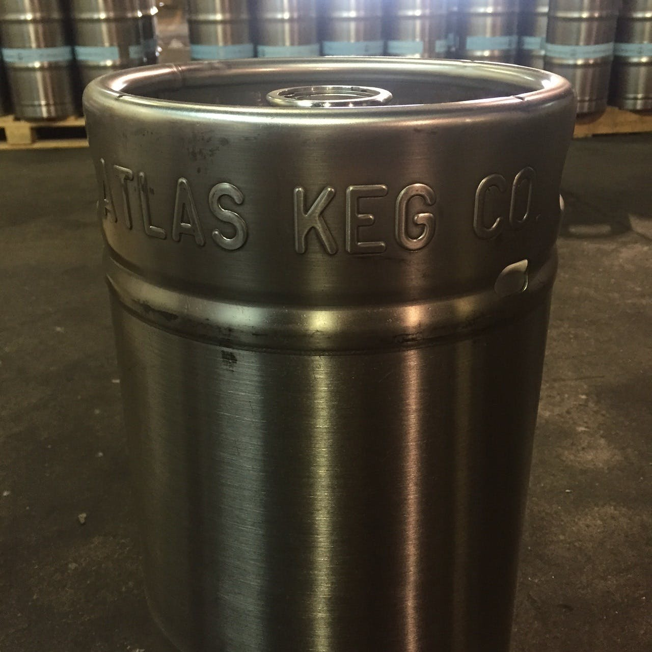 Kegs Keg sold by Atlas Keg Company