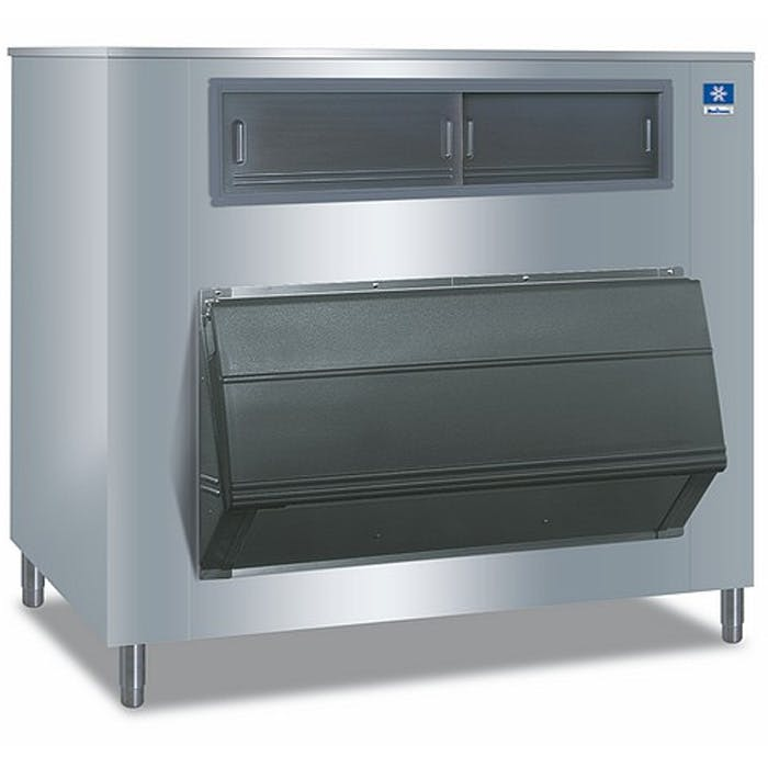 Manitowoc F-1300 - 1320 lbs Large Capacity Ice Storage Bin Ice machine sold by Prima Supply