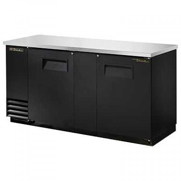 Back Bar Cooler - TRUTBB-3-HC