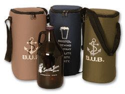 Yogi Growler Cooler Koozie sold by Carpe Diem Designs Inc.