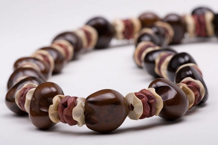 genuine kukui nut lei  Recycled and Eco Friendly Promotional Item sold by Distrimatics, USA