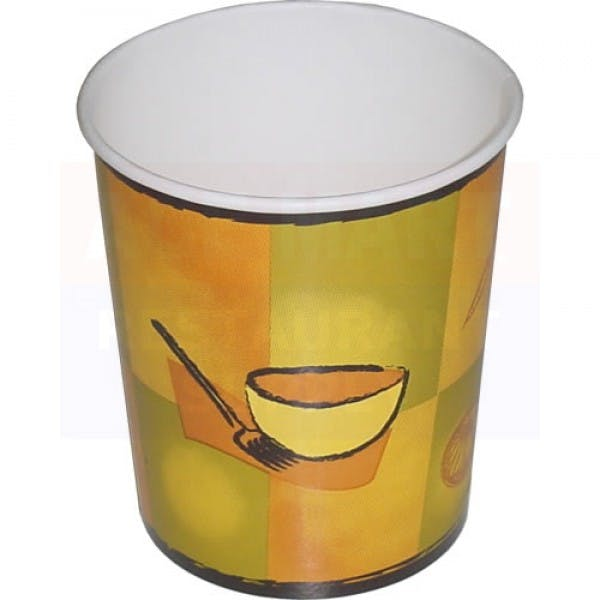 32 oz. Paper Food Container