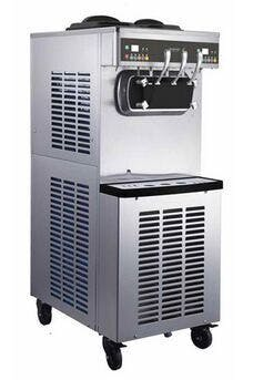 Pasmo S970 Twin Twist Floor Standing Yogurt Machine Ice cream machine sold by Pizza Solutions