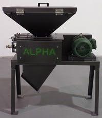 Grain Roller Mills Grain roller mill sold by Alpha Brewing Operations