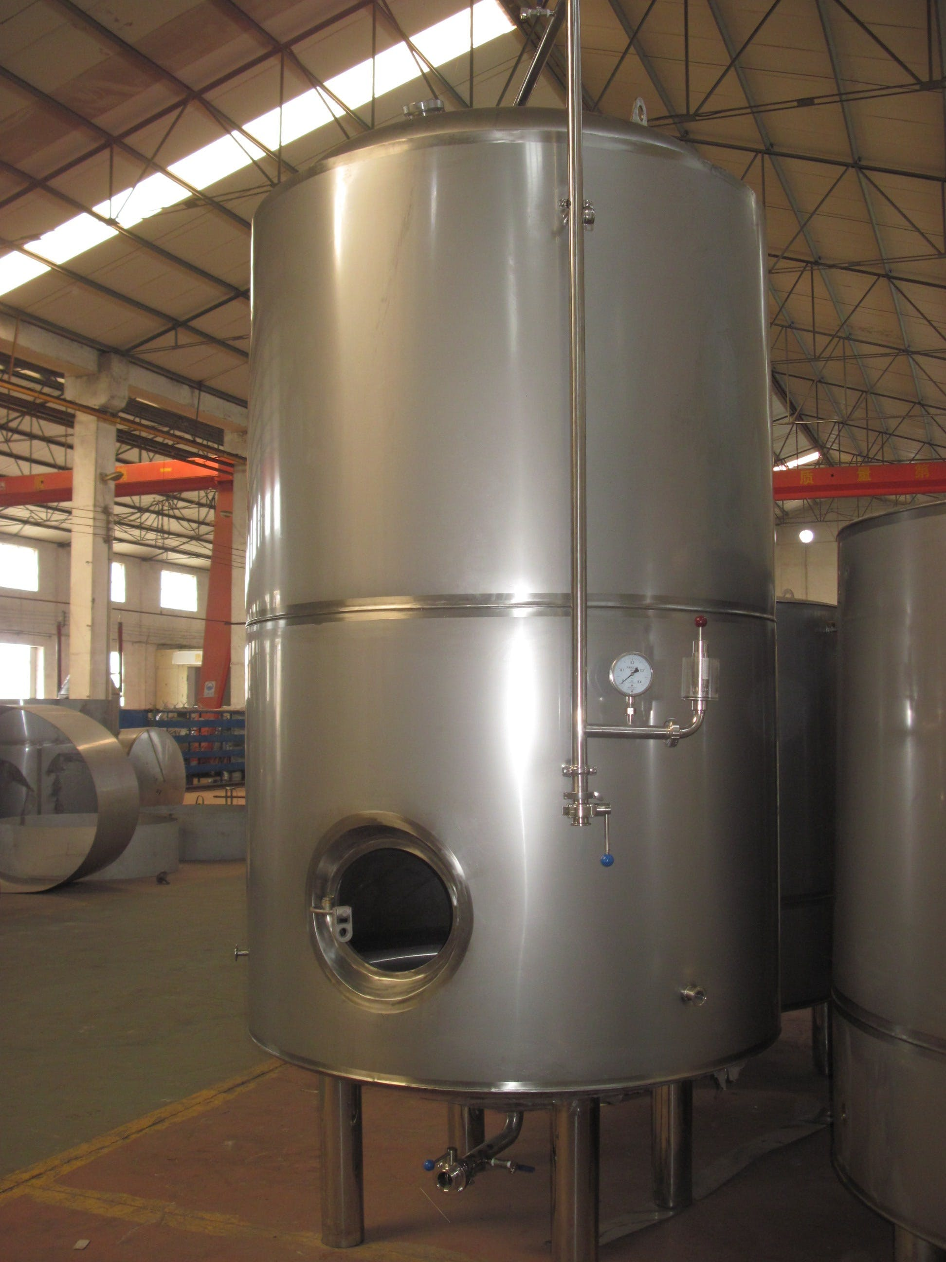 30 BBL Bright Beer Tank Brewery tank sold by Asia Pacific Packaging